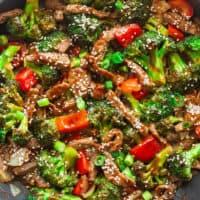 Hunan beef recipe