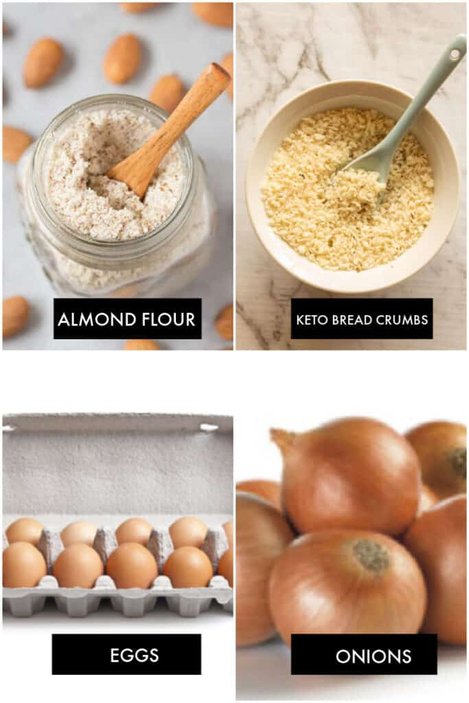 how to make keto onion rings